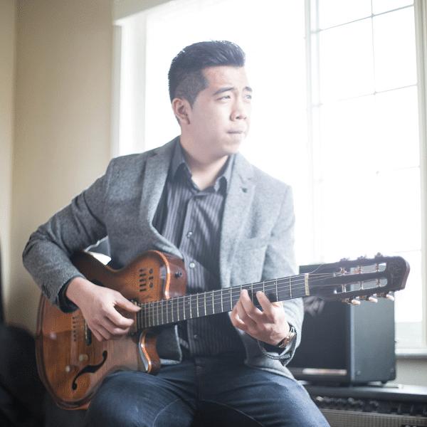 Teacher Branden: Guitar, Ukulele